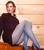 blue legs
