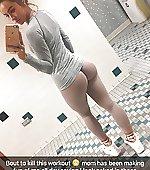 gym selfie sommer