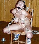 tie chair uncomfortable