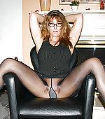 sexy mom pantyhose