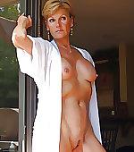 wife blonde