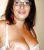 wife glasses