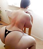 ass barely chair