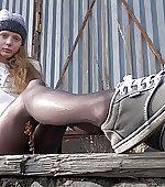 girl black teen