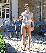 wife garden