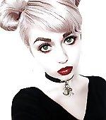 post eyebrows /r/prettyaltgirls