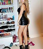 heels leather