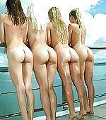 ass beautiful four