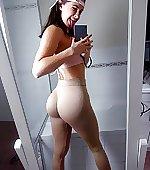 shot mirror