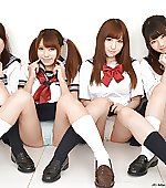 showing panties schoolgirls