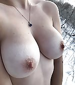 nipples chilly