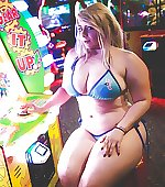 bikini thick arcade
