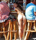booty beach babe