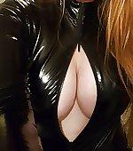 fun double zippers