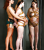bound pregnant