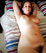 girl hairy pussy