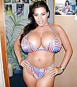 bikini american dawn