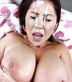 shot face titties