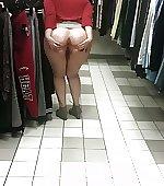 panties lacey magenta