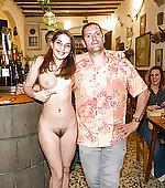 girl nude barcelona