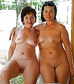naked wives