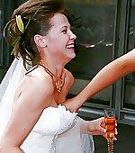 getting familiar bride