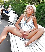 pussy bench flashing