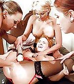 girls fisting