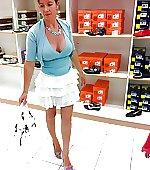 wish shoe salesman