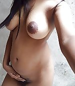 indian busty student