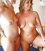 naked moms