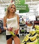 walmart aisle produce