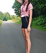 legs shorts short