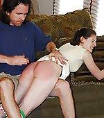 spanking thorough household