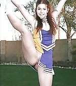 panties cheerleading