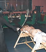 public flogged
