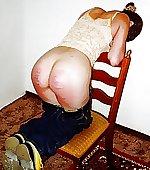 amp spanked caned