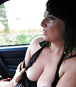 tits flashing