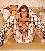In bodystockings