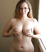 Naked wife