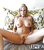 Milf step mom