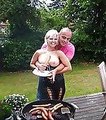Topless kirmess
