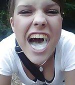 Big mouthful