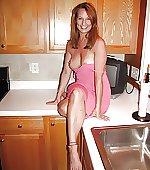 Horny wife f