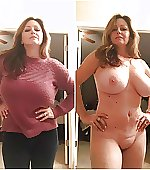 Full figured milf