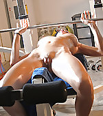 Naked workout