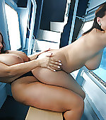 Two fun loving girls