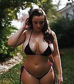 Big girl bikini