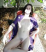 Smoking female