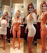 Hot tight dress